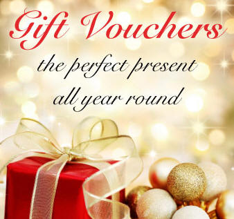 Gift Vouchers for Treatments