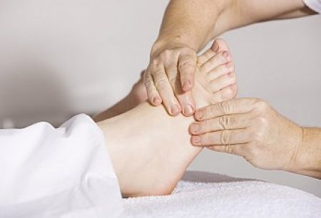 physiotherapy foot treatments